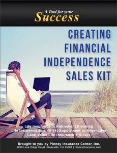 July Sales Kit: Financial Independence