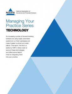 NAIFA: Managing Your Practice Series